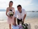 Svatební obřad na Zakynthosu, Řecko