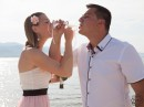 Svatební obřad, Řecko, ostrov Zakynthos