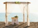 Svatební altán, Lefkada