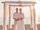 Svatba na pláži, Lefkada