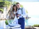 Svatební obřad na Skopelosu