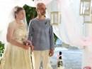 Svatební obřad, Skopelos, Řecko