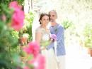 Novomanželské foto, Skopelos, Mamma Mia ostrov, Řecko