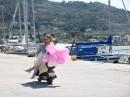 Svatba v zahraničí, Řecko, ostrov Skopelos