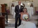 katolická církevní svatba v Řecku