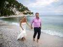 Svatba na pláži, Skopelos
