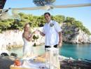 Svatba na řeckém ostrově Mamma Mia, Skopelos
