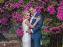 Svatba na řeckém ostrově Lefkada