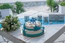 Řecký svatební dort