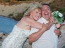Svatba na pláži, Zakynthos, Řecko