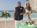 Navagio, Zakynthos, svatba v Řecku