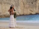 svatba na pláži Navagio