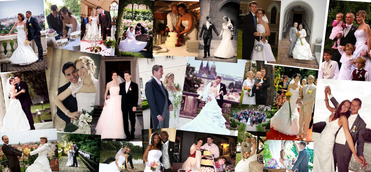 Svatby v ČR