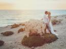 Svatba na pláži, Řecko, ostrov Lefkada