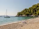 Svatba na pláži, ostrov Skopelos