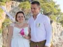 Svatba na ostrově Skopelos, Řecko
