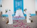 Svatební výzdoba, ostrov Kos