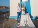 Svatba u kapličky St.Stefanos, Kos