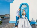 Svatba u kapličky St.Stefanos, ostrov Kos