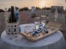 Výzdoba obřadního stolku, ostrov Kos