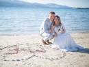 Svatba na řeckém ostrově Zakynthos