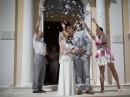 Svatba v Řecku, svatba v kostele