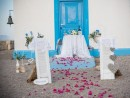 Svatba na ostrově Kos, kaplička St.Stefanos