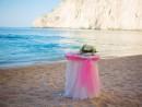 Svatba na Zakynthosu, pláž Navagio