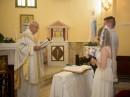 Církevní katolická svatba, Zakynthos