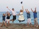 Svatba na Skopelosu, Řecko