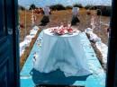 Svatba v Řecku, kaplička St.Stefanos, Kos