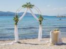 Svatba na pláži, Svatba v Řecku, Zakynthos
