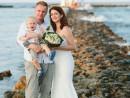 Svatba na řeckém ostrově Kréta