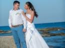 Svatba na pláži na Kosu