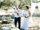 Svatba v rustic stylu, Kos