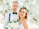Svatba na Zakynthosu v olivovém háji
