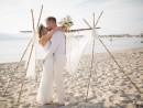 Svatba na pláži, Zakynthos