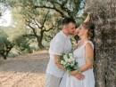 Svatba na ostrově Zakynthos, Řecko