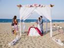 Svatební obřad na ostrově Kréta