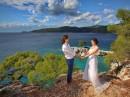 Ostrov Skopelos, svatba na útesu