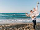 Zakynthos, Řecko, svatba na pláži