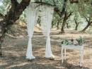 Rustic svatba, olivový háj, Zakynthos