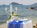 Svatba na ostrůvku Cameo, Zakynthos