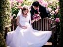 Svatba v Praze - Vrtbovská zahrada