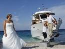 Svatba na lodi, Řecko