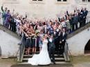 Svatba, hrad Křivoklát