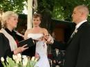 Svatební obřad - Villa Voyta