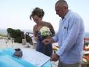 Svatební obřad na Zakynthosu