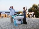 Svatba v Řecku na ostrově Zakynthos