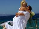 Svatební obřad v Řecku